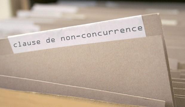 Non-Concurrence et Contrat de travail